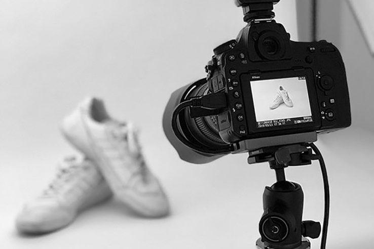 Studio photo Sneakers